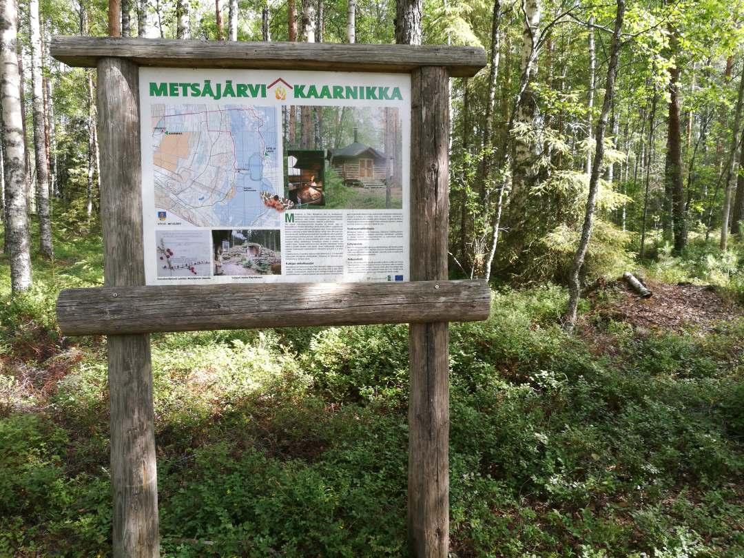 Eräelämyskeskus Kaarnikka