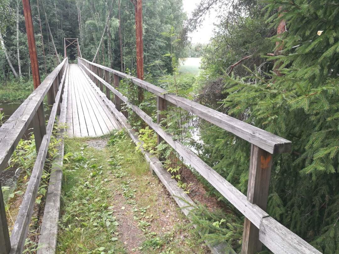 Reitti-Satakunta silta Eteläjoki