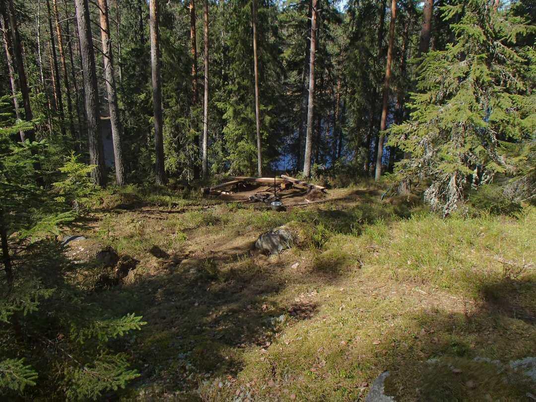 Nuotiopaikka Tampere