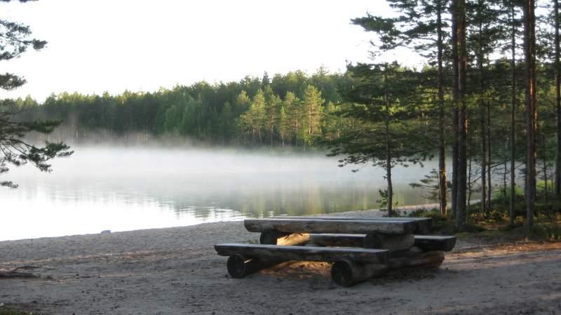 Patvinsuon kansallispuisto 2007